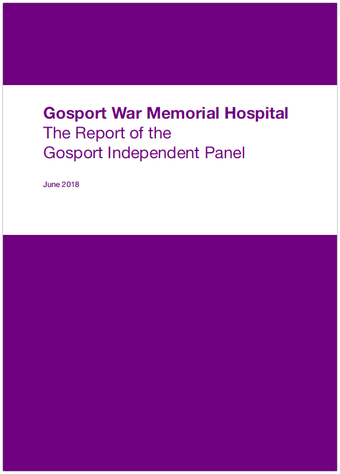 GIP report cover